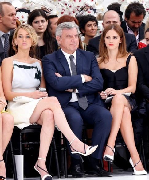 Cát-xê khách VIP được trả khi dự tuần thời trang