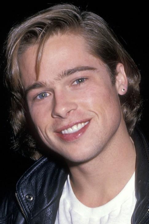Chấm điểm các kiểu tóc của Brad Pitt