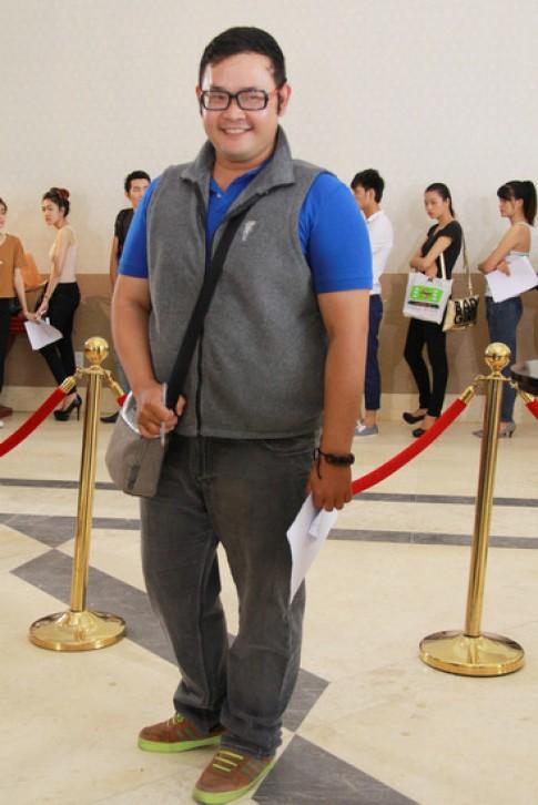 Chàng trai 120 kg giảm cân cấp tốc để thi Next Top Model