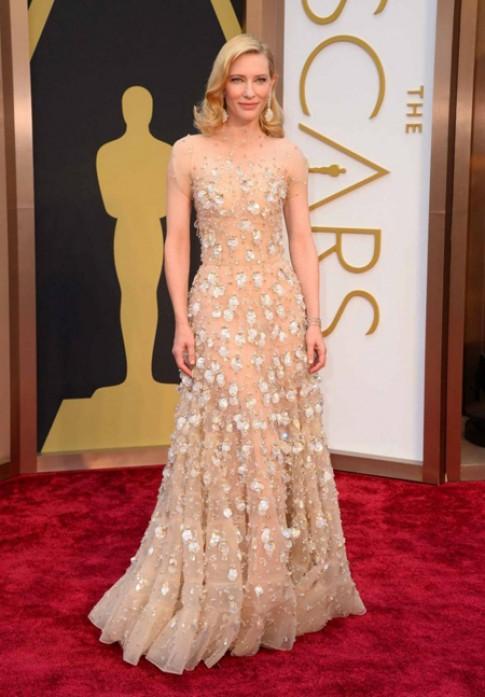 Chi phí trang phục, phụ kiện của sao trên thảm đỏ Oscar 2014