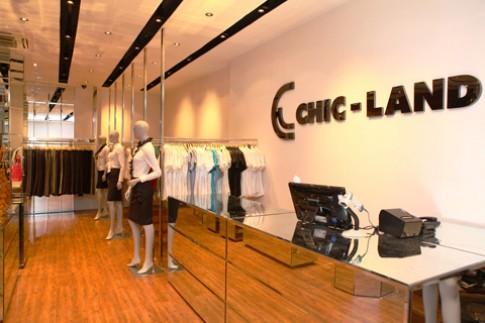 Chic-Land ra mắt bộ sưu tập xuân hè và showroom mới