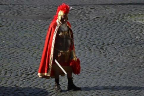 Chiến binh La Mã sẽ không còn xuất hiện ở thành Rome