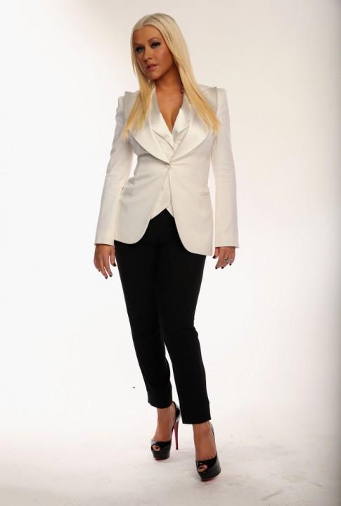 Christina Aguilera mặc đẹp
