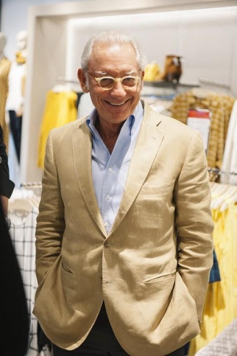 Chủ tịch Mango thăm chuỗi Mega Store tại Việt Nam