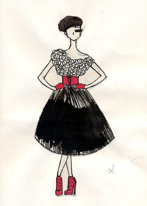 Chung kết cuộc thi Thiết kế thời trang tuổi teen