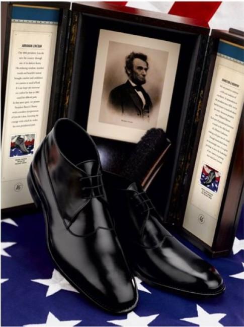 Chuyện đôi giày của các tổng thống Mỹ