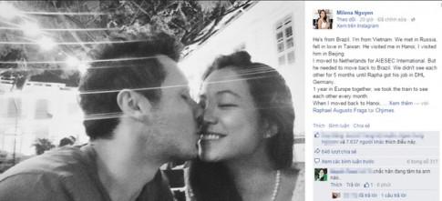 Chuyện tình của cặp đôi yêu xa 3 năm, đi 12 nước để tìm cách bên nhau