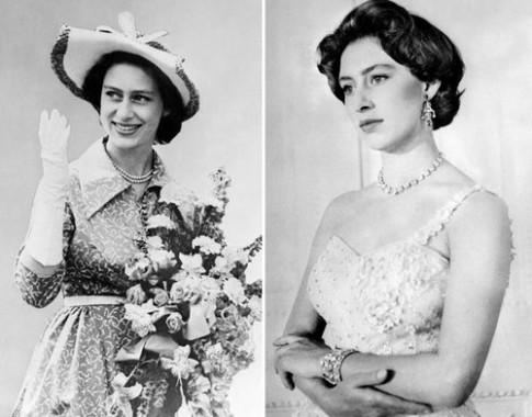 Công chúa Margaret - biểu tượng thời trang một thủa