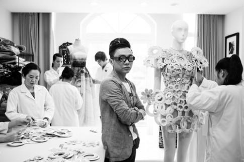 Công Trí: 'Nhà thiết kế trẻ cần tỉnh táo để bứt phá'
