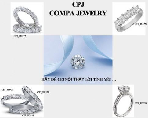 CPJ- Compa Jewelry tặng quà khách hàng