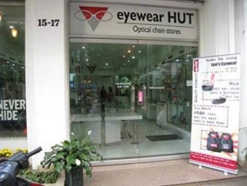 Cửa hàng mắt kính chính hãng Eyewear Hut