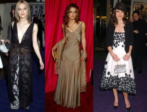 Cuộc cách mạng thời trang của Keira Knightley