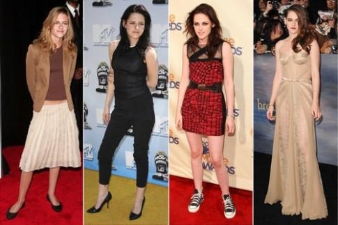'Cuộc cách mạng thời trang' của Kristen Stewart