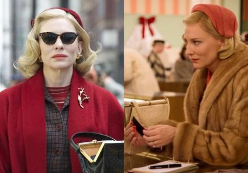 Cuộc chạy đua trang phục đẹp nhất 5 phim Oscar 2016