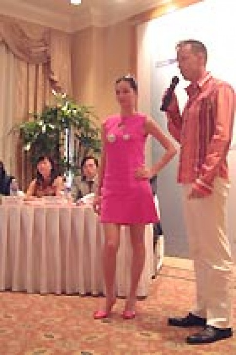 Cuộc thi thời trang châu Á lần đầu tổ chức tại VN