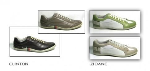 Đa dạng trong bộ sưu tập mới của giày nam Orbis