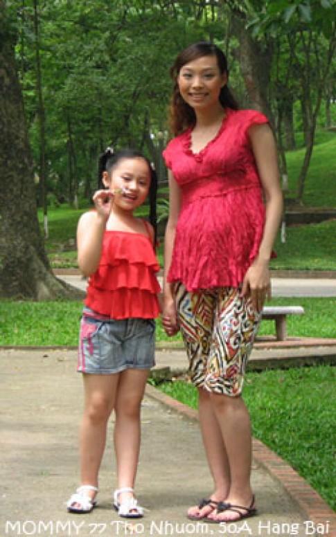 Đầm bầu Mommy giảm giá 20%
