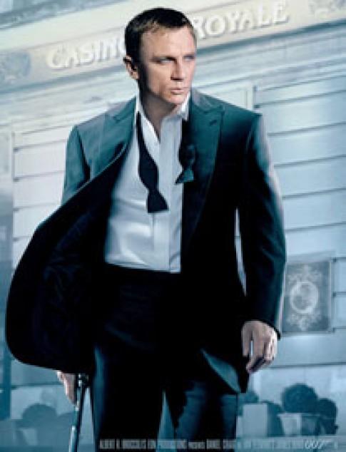 Daniel Craig thời trang nhất nước Anh