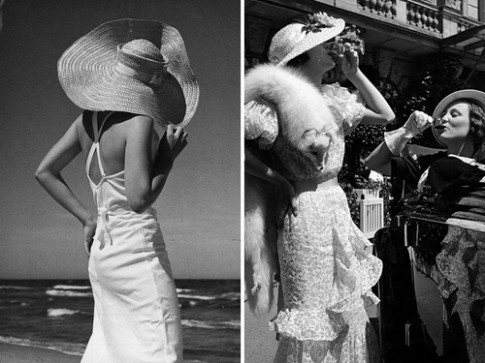 Dấu ấn sắc nét của thời trang những năm 1930