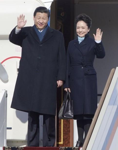 Đệ nhất phu nhân Trung Quốc - biểu tượng thời trang mới