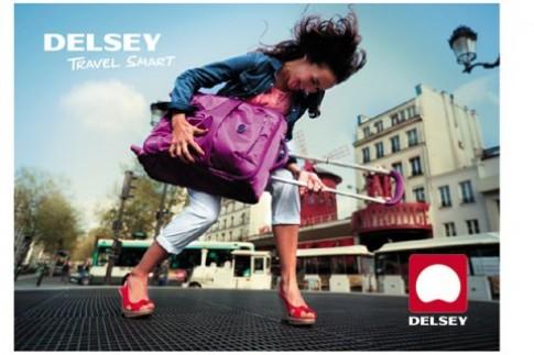 Delsey giảm giá đến 40% tất cả mặt hàng