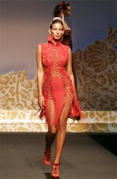 Đêm thời trang mở đầu Tuần lễ văn hóa Italy