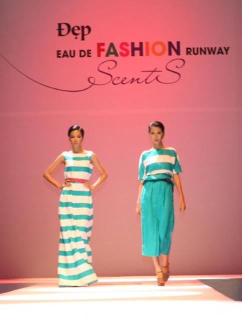 Đẹp Fashion Runway hội tụ hương sắc hè