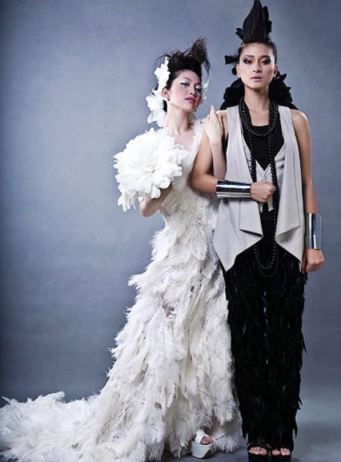 Đẹp Fashion Show 8 hướng tới tự do trong sáng tạo