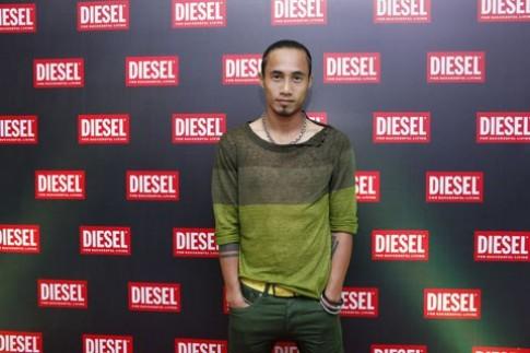 Đẹp và tự tin với thời trang Diesel
