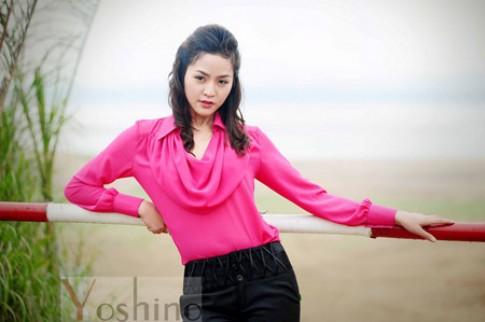 Đẹp với 'Rose of Summer' của Yoshino