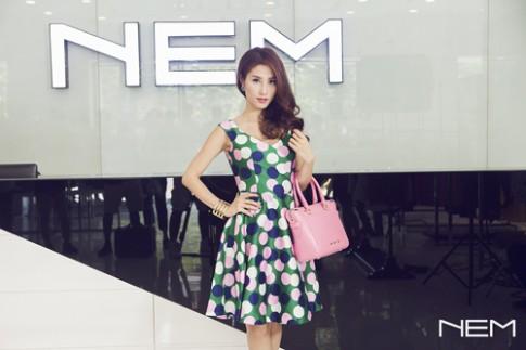 Diễm My điệu đà với thời trang NEM