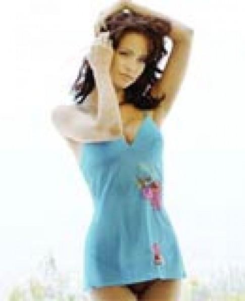 Diễn viên - người mẫu April Scott