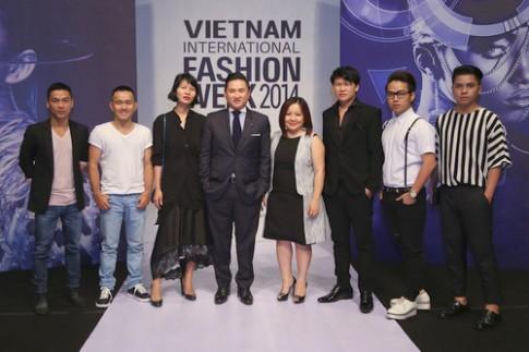 Đồ Couture Việt ra mắt tại VN International Fashion Week