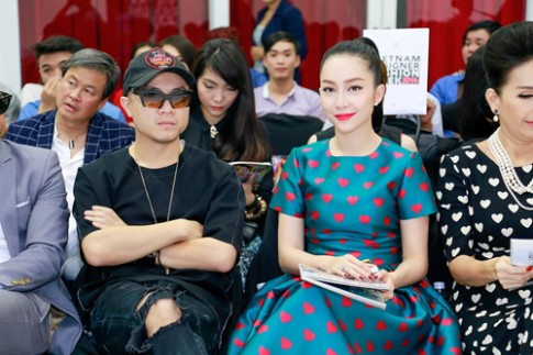 Đỗ Mạnh Cường tham gia Vietnam Designer Fashion Week 2016