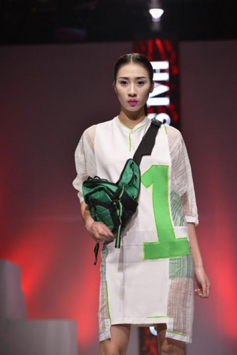 Đồ Xuân Hè phong cách thể thao của nhà thiết kế 17 tuổi