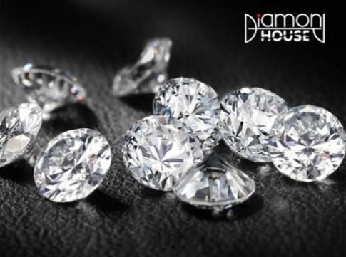 DOJI ưu đãi 20% cho 60 viên kim cương