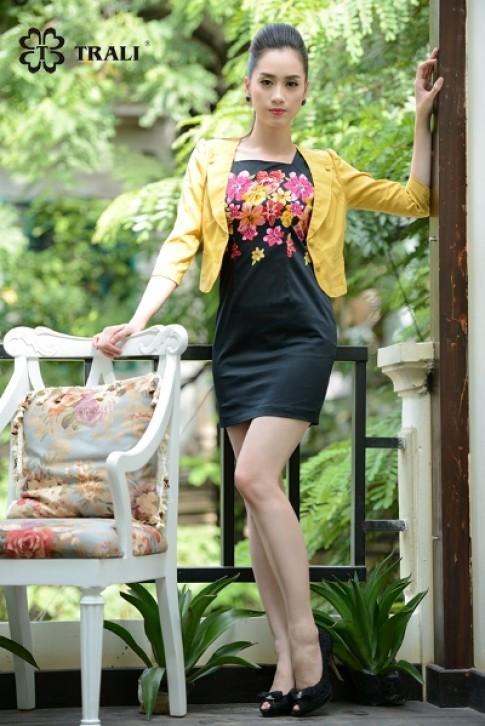 Đón thu cùng thời trang Trali