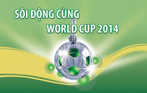 Đón World Cup 2014 với nữ trang SJC