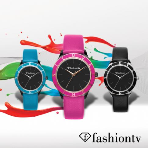 Đồng hồ FashionTV ra mắt tại Việt Nam