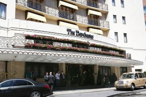 Du khách bỏ mạng trong khách sạn 5 sao ở Anh