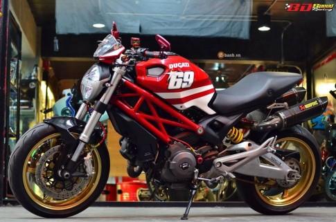 Ducati Monster 795 đầy cá tính và phong cách của dân chơi Thái