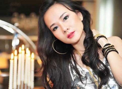 Dương Yến Ngọc chấm thi Thần tượng thời trang