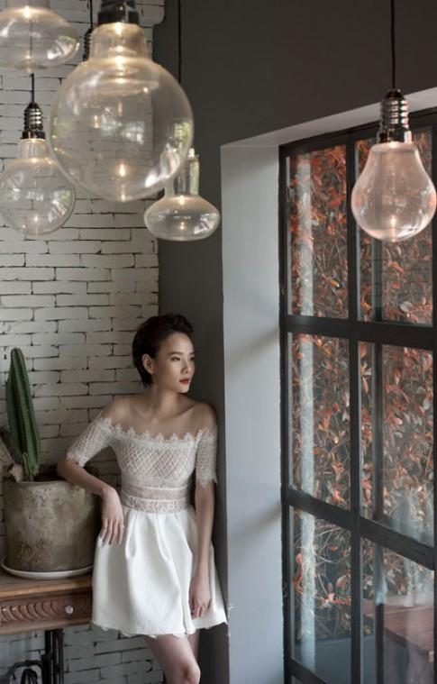 Dương Yến Ngọc trở lại làm người mẫu ảnh
