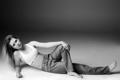 Em gái Kate Moss ấn tượng trong bộ hình thời trang mới