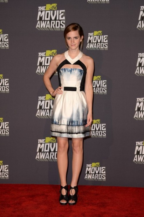Emma Watson - 'nữ hoàng' váy ngắn