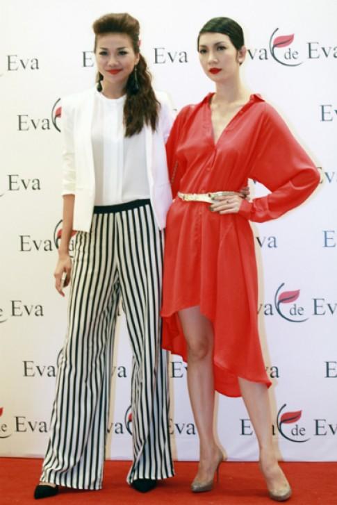 Eva de Eva bật mí show diễn 'Đẹp Fashion Runway'