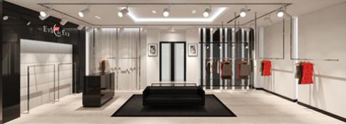 Eva de Eva ưu đãi mừng showroom thay diện mạo mới