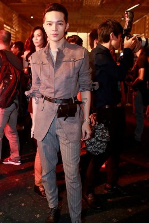 Fashionista Sài thành dự tuần thời trang