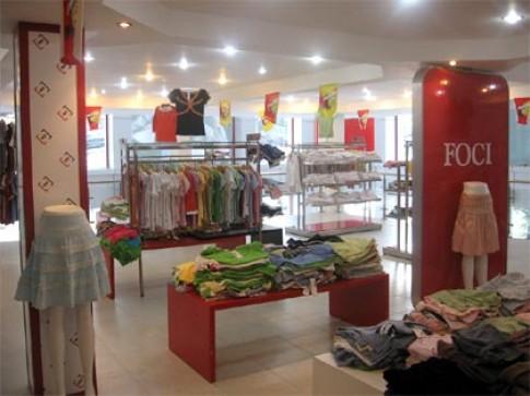 FOCI bán hàng giảm giá tại 'Smiling Zone'