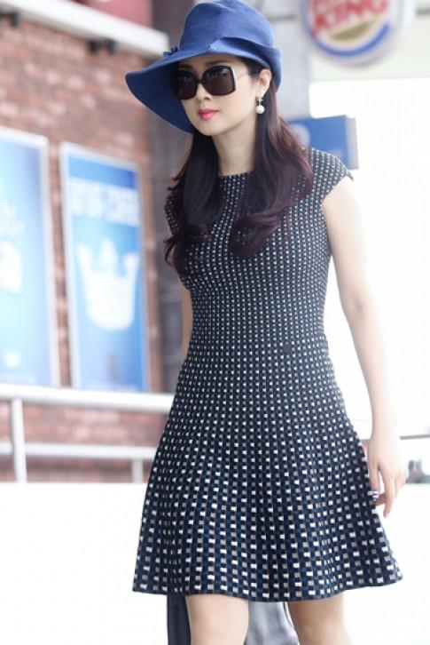 Giáng My, Hà Anh dẫn đầu top sao mặc đẹp